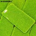 SC14 Уникальные Моды Зеленая Трава Телефон Случаях Чехлы Для iPhone 5 5S 6 6 s Plus SE Мобильного Телефона Протектор Задней Оболочки Корпуса