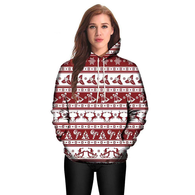 Christmas Couples Hoodies Women Man Running Jackets 3D Print Long Sleeve Winter Hoodies Top Blouse Shirts #2N20 (13)