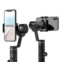 Горячая Распродажа FeiyuTech SPG2 3 осевой монопод для селфи для смартфона карданный стабилизатор для OPPO Huawei iPhone Xiaomi VIVO мобильный телефон Запчасти