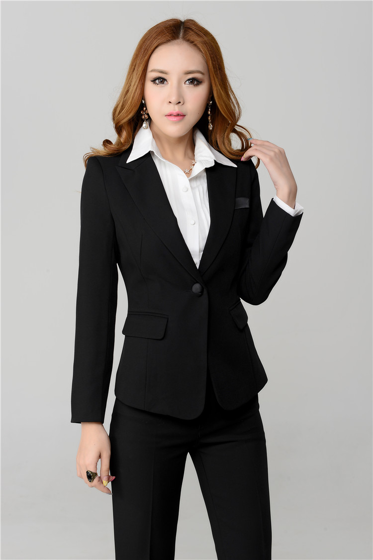 new arrival 2013 autumn winter fashion female suits with