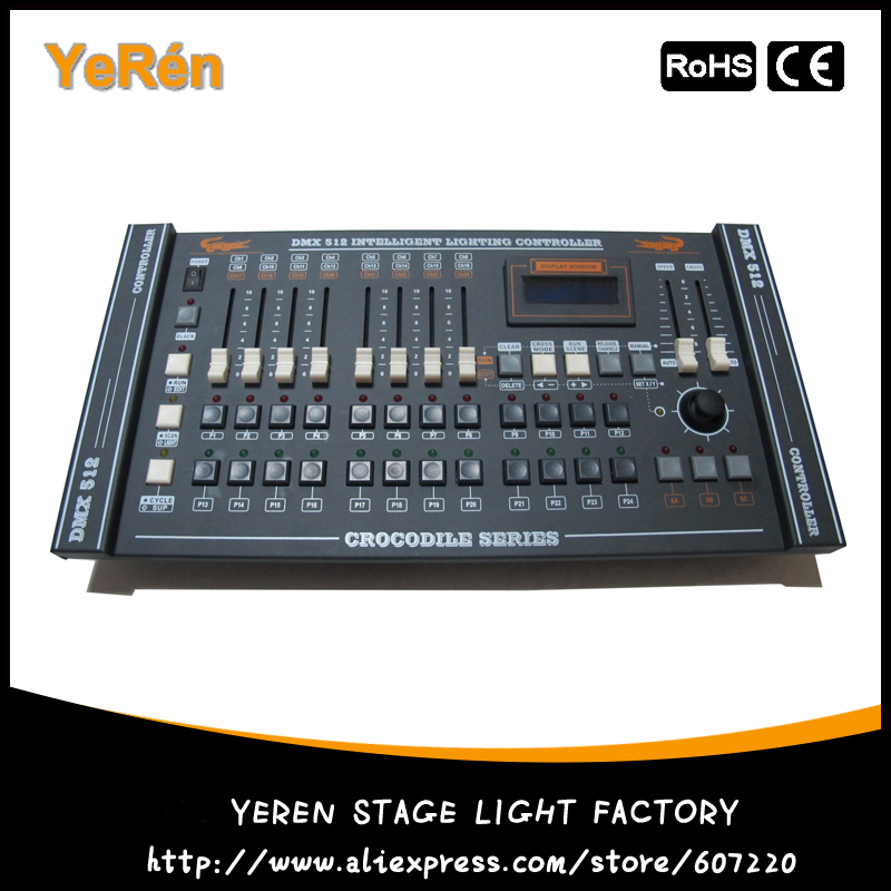 504 Channels DMX Console DMX Controller with Joystick DJ Lighting Console high quality ma controller ma onpc commond wing dmx lighting console 1536 channels with flight case