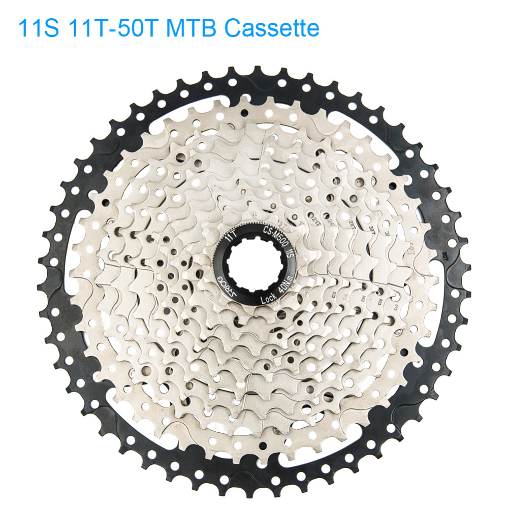 S-Ride Bike 12 Speed 11T-50T Cassette MTB Card Type Fit for Shimano Sram Sunrace