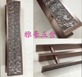 Chinese antique wooden door handle door handle toughened glass door handle bronze sliding door handle