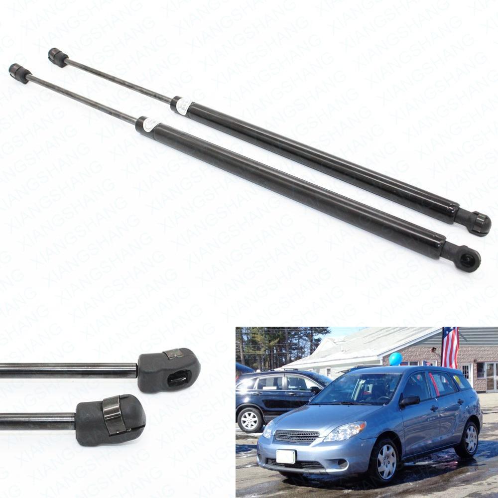 2 x Tailgate Trunk Hatch Lift Support Liftgate Shock Struts for Toyota Matrix Station Wagon 2003-2008