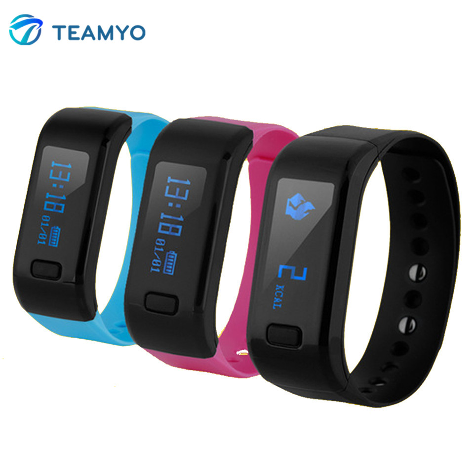 Teamyo UP Bluetooth Smart Band 0 91 Fitness Tracker Sport Wristband Pedometer Activity Tracker Smart Bracelet