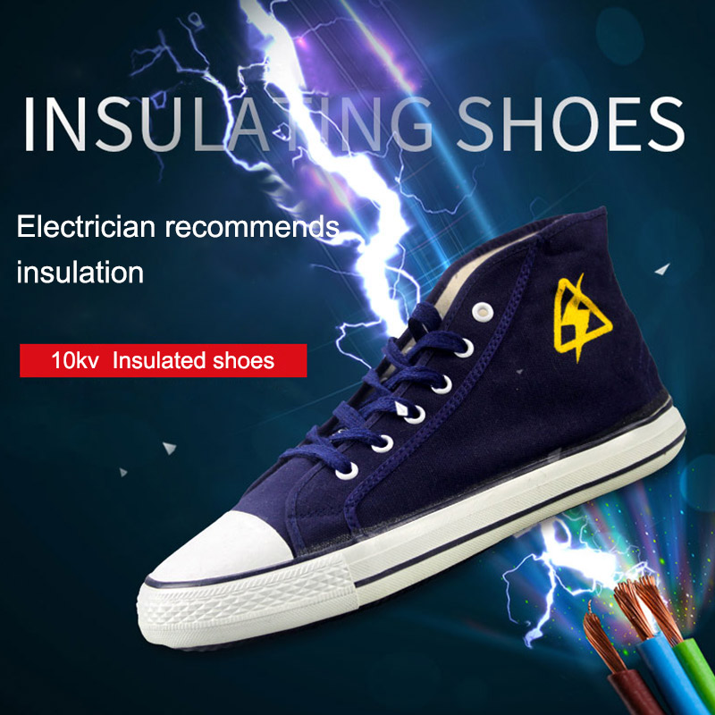 5/10KV Electrician insulation Safety Shoes Labor insurance Thickening bottom Work Shoes Men Women Factory Working Boots5/10KV Electrician insulation Safety Shoes Labor insurance Thickening bottom Work Shoes Men Women Factory Working Boots