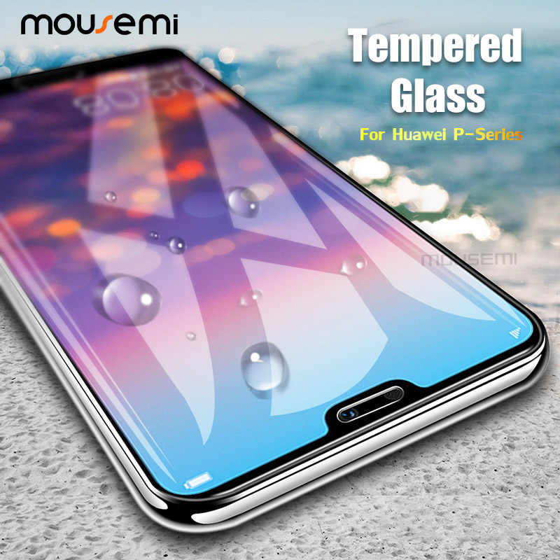 MOUSEMI 9H Glass For Huawei P8 P9 Lite 2017 2016 P10 Plus P20 Pro Screen Protector Tempered Glass On For Huawei P20 Lite P Smart