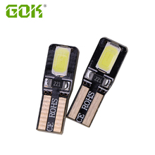 2 x T10 Strobe Flashing 194 W5W LED 24SMD 3014 Led Lasting Shine+Auto Flash Two modes of Operation Car light bulbs