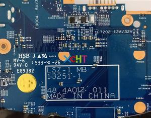 Image 4 - Для Lenovo ThinkPad T550 w i5 5200U CPU FRU : 00UR078 LSZ 1 MB 13251 48,4ao12. 011 Материнская плата ноутбука протестирована
