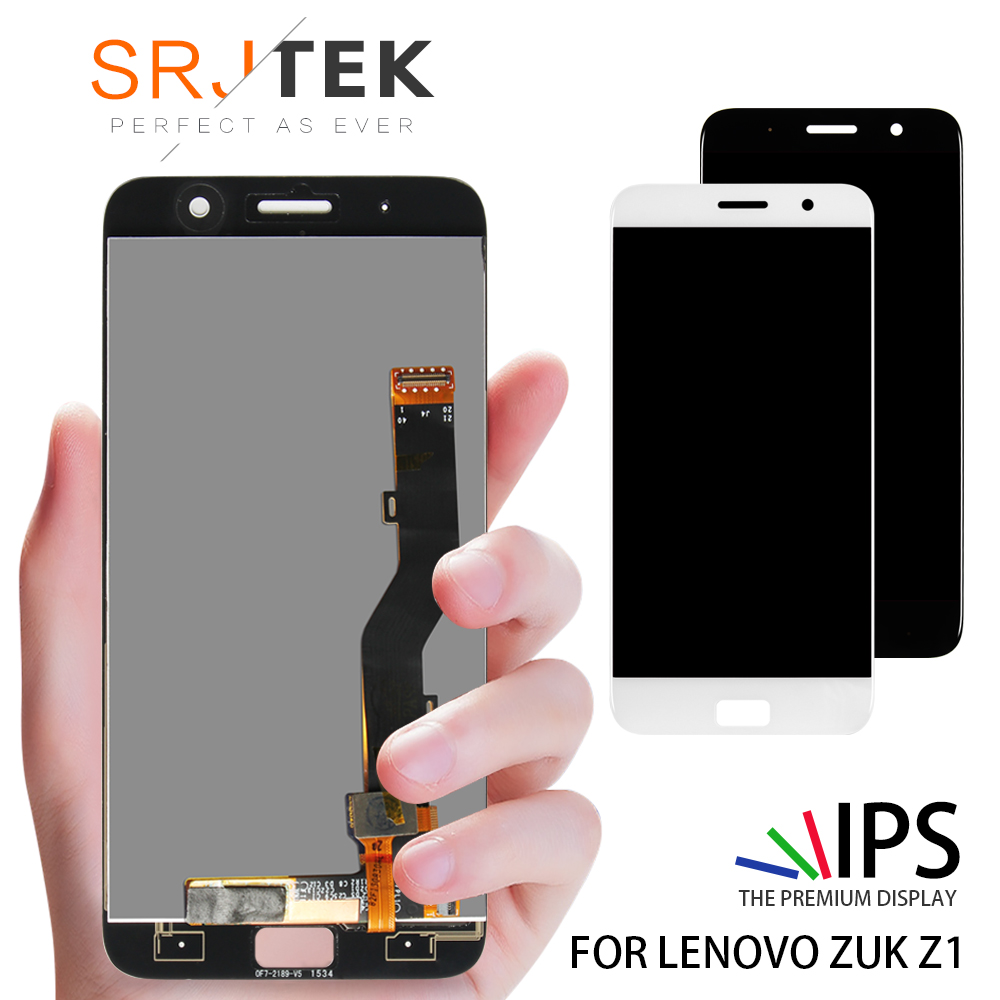 Tested 1920x1080 5.5'' IPS LCD For LENOVO ZUK Z1 Display with Touch Screen Digitizer Replacement Parts For LENOVO ZUK Z1 LCD