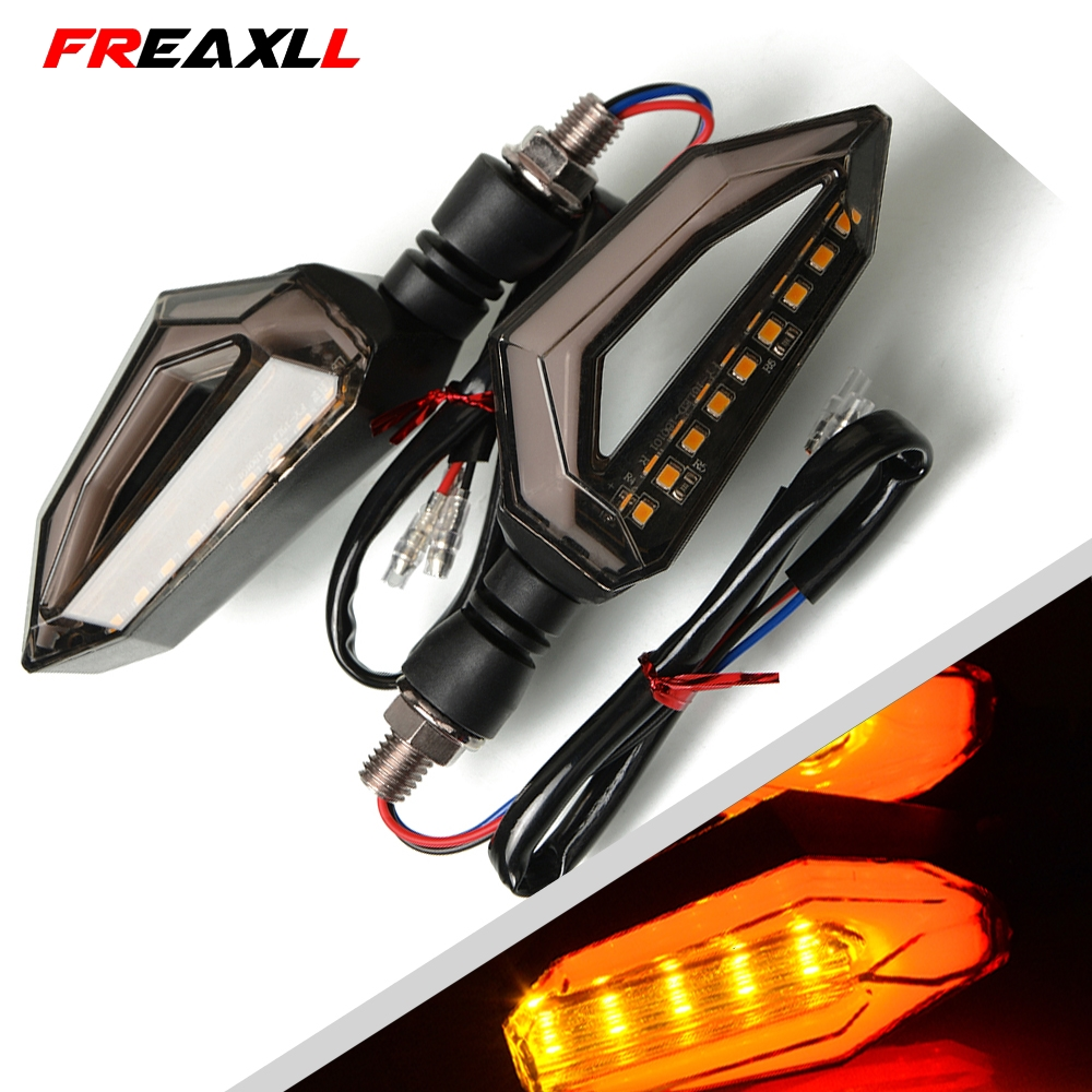 For SUZUKI <font><b>GSXR</b></font> GSX-R <font><b>600</b></font> 750 1000 K1 K2 K3 K4 K5 K6 K7 K8 K9 Motorcycle Accessories Bike LED Turn Signal <font><b>Light</b></font> Indicator Lamp image