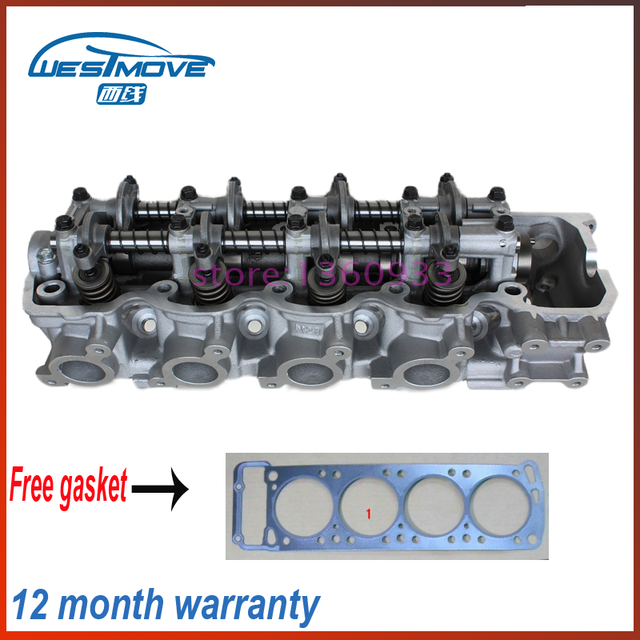 Complete G54B cylinder head embly 4G54 MD026520 MD086520 for ...