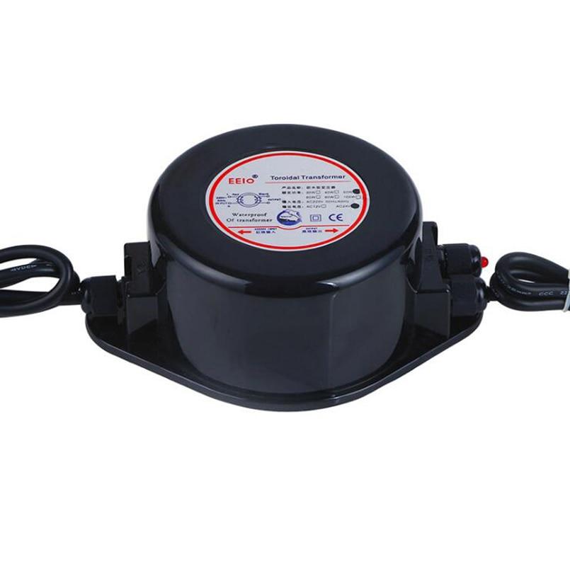 AC12V 40W-600W LED Switch Power Supply toroidal transformer Driver Waterproof for LED Pool light