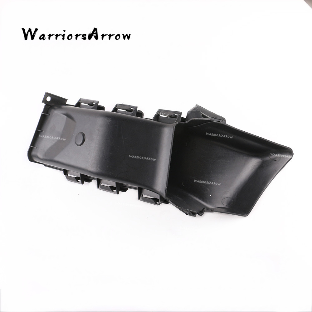 WarriorsArrow Left Side Brake Air Duct Intake Channel For BMW E90 E91 325xi 328i 328xi 330i 330xi 2006 2007 2008 51717121569