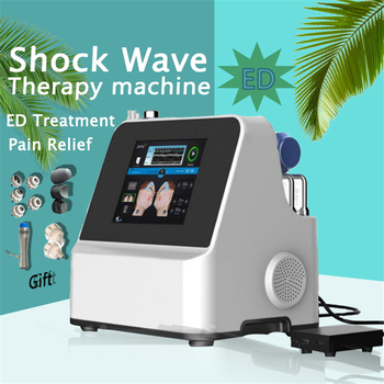 Mini Home Use Low Intensity Shock Wave Therapy Equipment   Machines W8 For ED