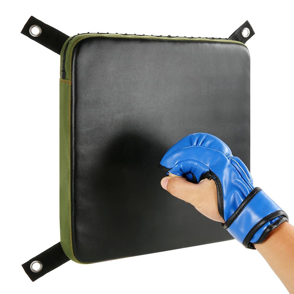 Square Foam Boxing Bag Fighting Pad Wall Punching Bag ...