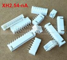 50 шт./лот XH2.54-2-12a XH2.54 2.54 мм контактный разъем заголовок 50 шт. Разъемы 2.54 мм 2 -12 контакты Бесплатная доставка