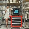 Wanhao duplicadora 5S mini impresora 3d con un filamento libre caliente venta, chino de la impresora 3d