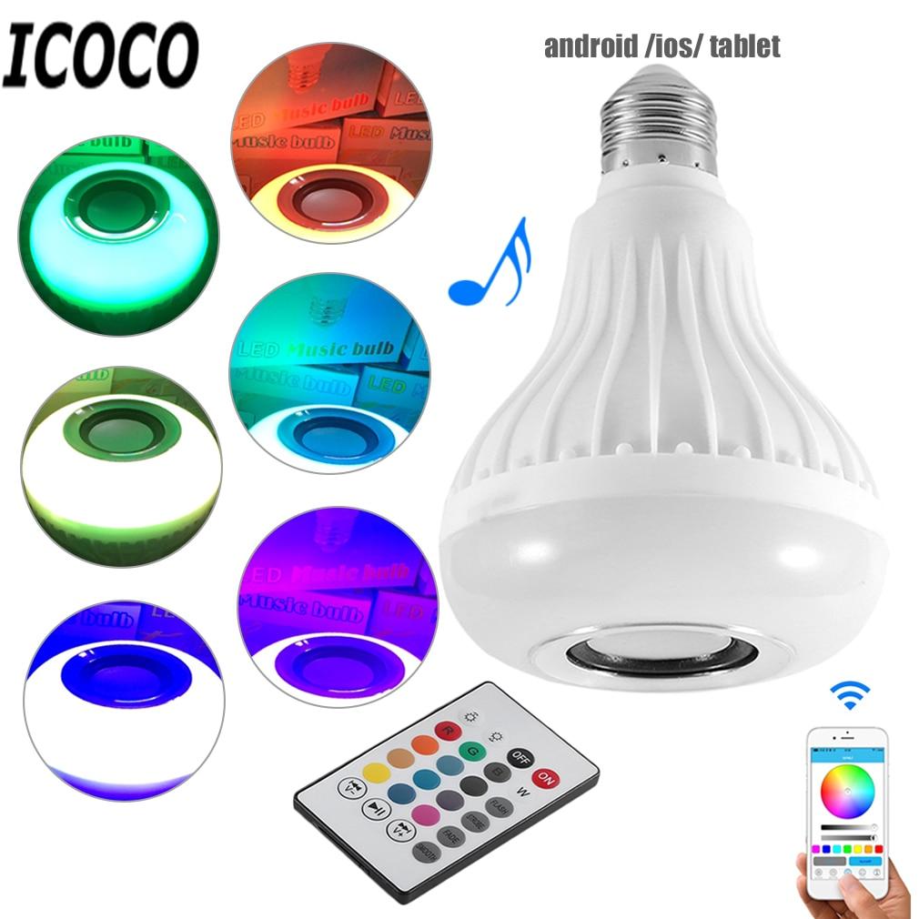 Lâmpadas Led e Tubos remoto controlador de venda quente Lâmpada Led : Lâmpada Bubble Ball