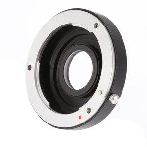 Image 1 - Адаптер объектива Fotga со стеклом для объектива Pentax PK K к Nikon D810 D800 D750 D7100 D5300 D7200