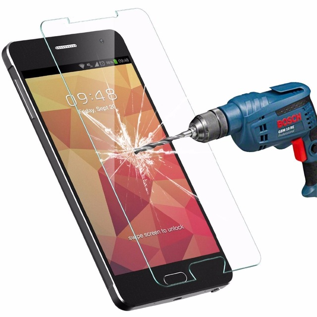 SuaGet Premium Real Tempered Glass Screen Protector For Samsung Galaxy Note
