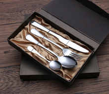 Royal Cutlery 304 Stainless steel Steel Flatware 4 Piece Place Setting