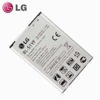 New Original LG BL-51YF Battery for LG G4 H815 H818 H810 VS999 F500 3000mAh