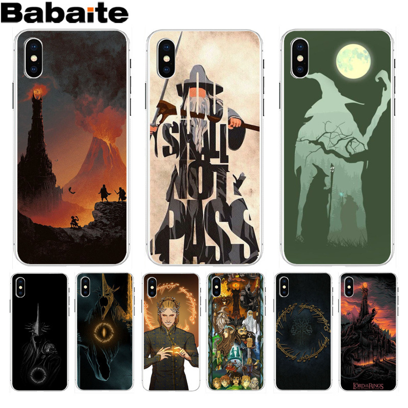 Babaite the lord of the rings Cute Phone Accessories case