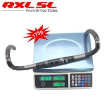 RXL SL guidon de vélo de route ultraléger en carbone avec barres coudées, UD, 380/400/420/440