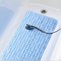5 Colors Solid Anti Slip Bath Bathtub Mat Door Mat PVC Large Bathroom Shower Mats Banyo
