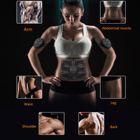 Electro Muscle Stimulator Massager Wireless Sports Body Slimmer Massage Muscle Toner Fitness Training Medical Health Products