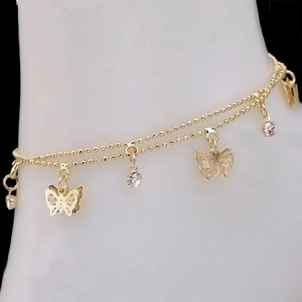 anklet fashion decoration sexy from in jewelry women silver item feet shoes bracelet designer foot turkish accessories ankle girls color anklets bracelets butterfly