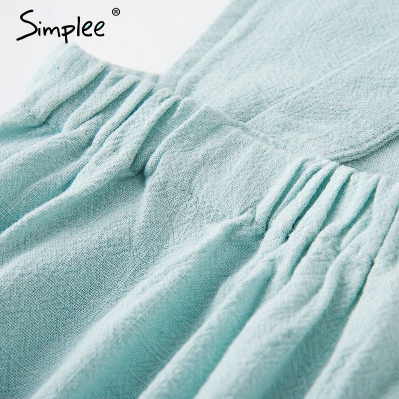 HTB1Znnfavc3T1VjSZLeq6zZsVXaT Mother and kids casual button dress Solid matching mom baby family clothes outfits beach dress Cute baby romper mom summer dress