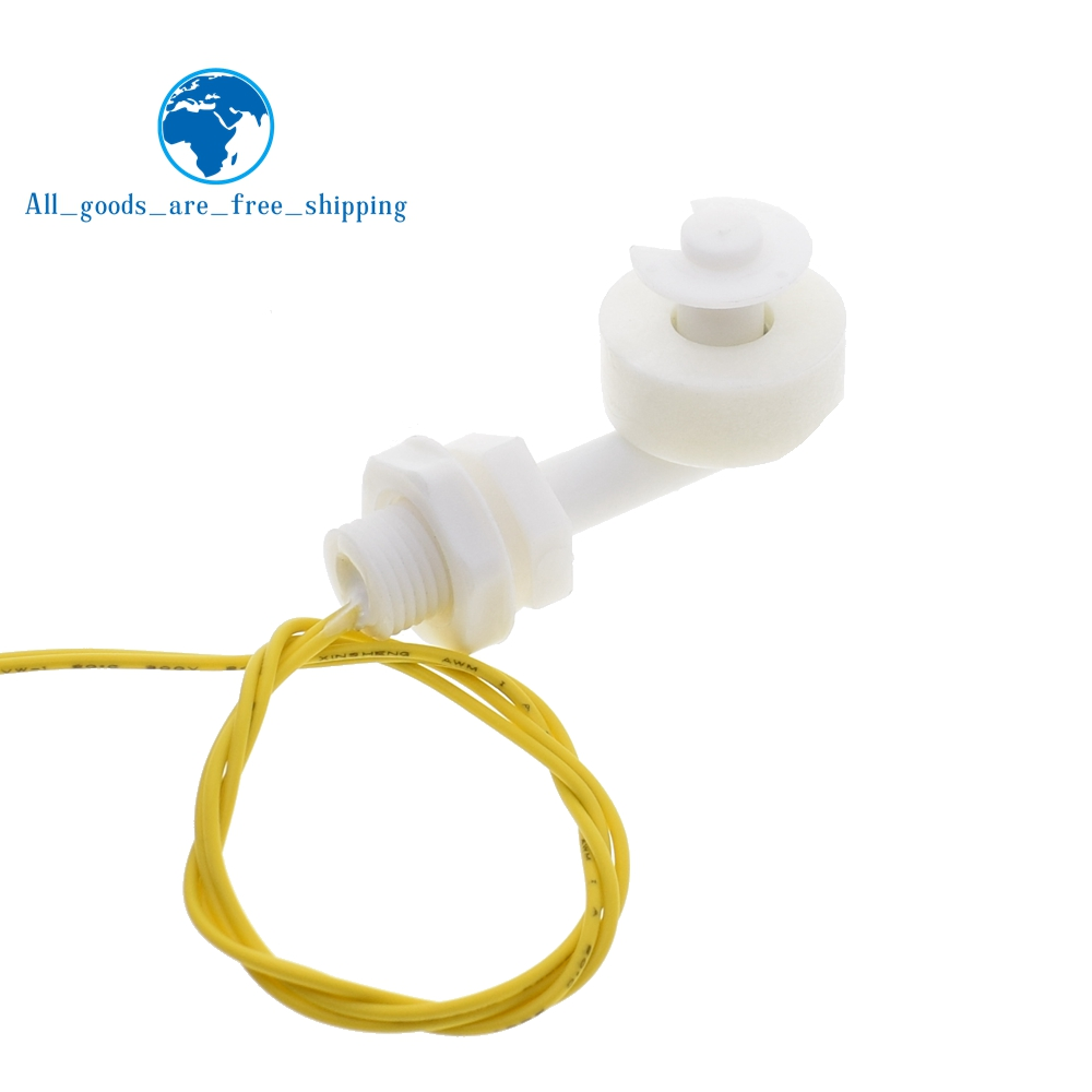 1 Pc Water Level Alarm Sensor Drop Depth Detection Or Liquid Detector Moisture Tzt Mini Float Switch Contains Dc 220v Right Angle For