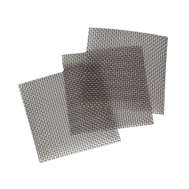 Hot Sale 5pcs Aquarium Fish Tank Stainless Steel Wire Mesh Pad