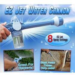 8 в 1 многофункциональный домашний сад Чистка пистолет опрыскиватель Пластик легко Применение Ez Jet водометы Turbo опрыскиватель инструменты
