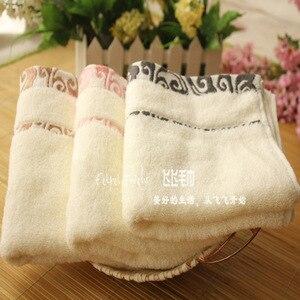 Image 2 - High quality pure cotton gifts, towels, twisting yarn, jacquard, Xiangyun, thickened washcloth, custom LOGO wholesale