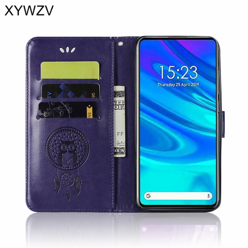 Image 2 - Huawei Y9 Prime 2019 Case Shockproof Flip Wallet Soft Silicone Phone Case Card Holder Fundas For Huawei Y9 Prime 2019 Back Cover-in Wallet Cases from Cellphones & Telecommunications
