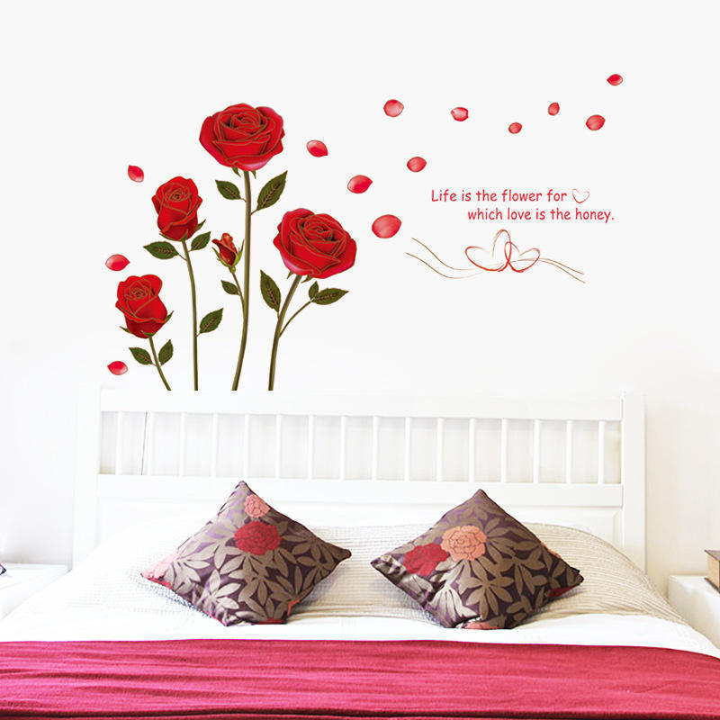 Buy Me Flowers Quote: Popular Couples Bedroom Decor-Buy Cheap Couples Bedroom