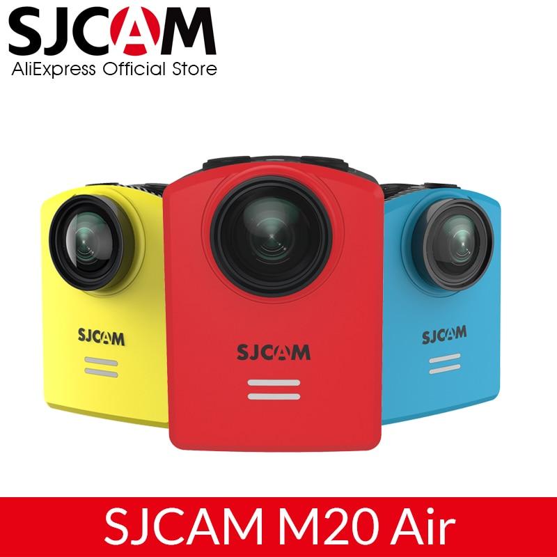 SJCAM M20 Air Action Camera Waterproof Sports DV 1080P 30fps NTK96658 12MP 170 Degree Wide Angle