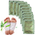 10Pcs Detox Foot Patch Bamboo Vinegar Pads Plant Quintessence Kits Improve Sleep Beauty Slimming Patch Foot Massage Z06810