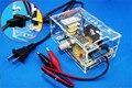 DIY suíte LM31 7 placa de alimentação regulada Ajustável suite Eletrônica DIY LM317 suíte treinamento de Força Para fazer A massa,