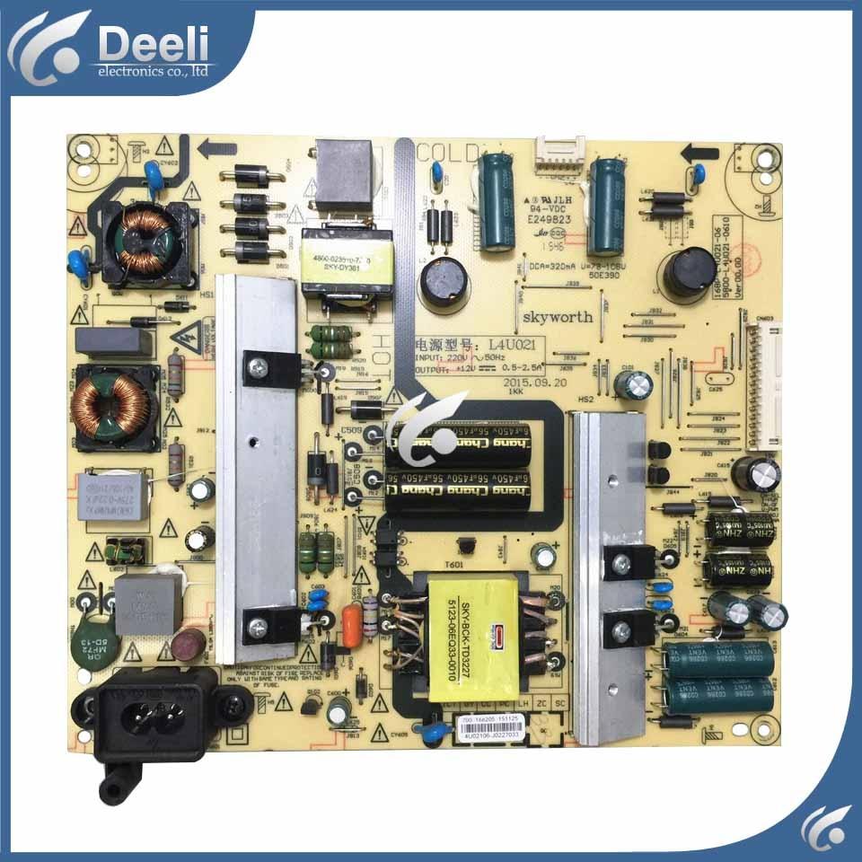 good Working original used for power supply board L4U021 168P-L4U021-06 5800-L4U021-0600