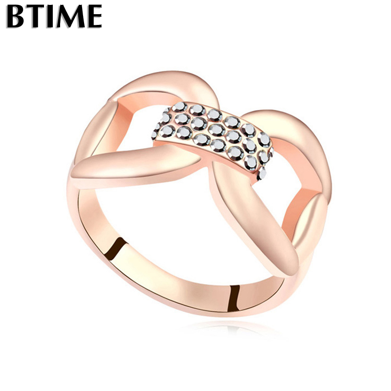 High Quality Made With Rose Gold Rings For Women