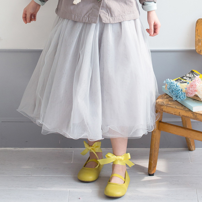 2017-New-Arrival-Childrens-Clothing-Child-Princess-Little-Girls-Casual-Tutu-Puff-Mid-Calf-Long-Kids-Skirt-Age-2-10-Beige-Grey-1