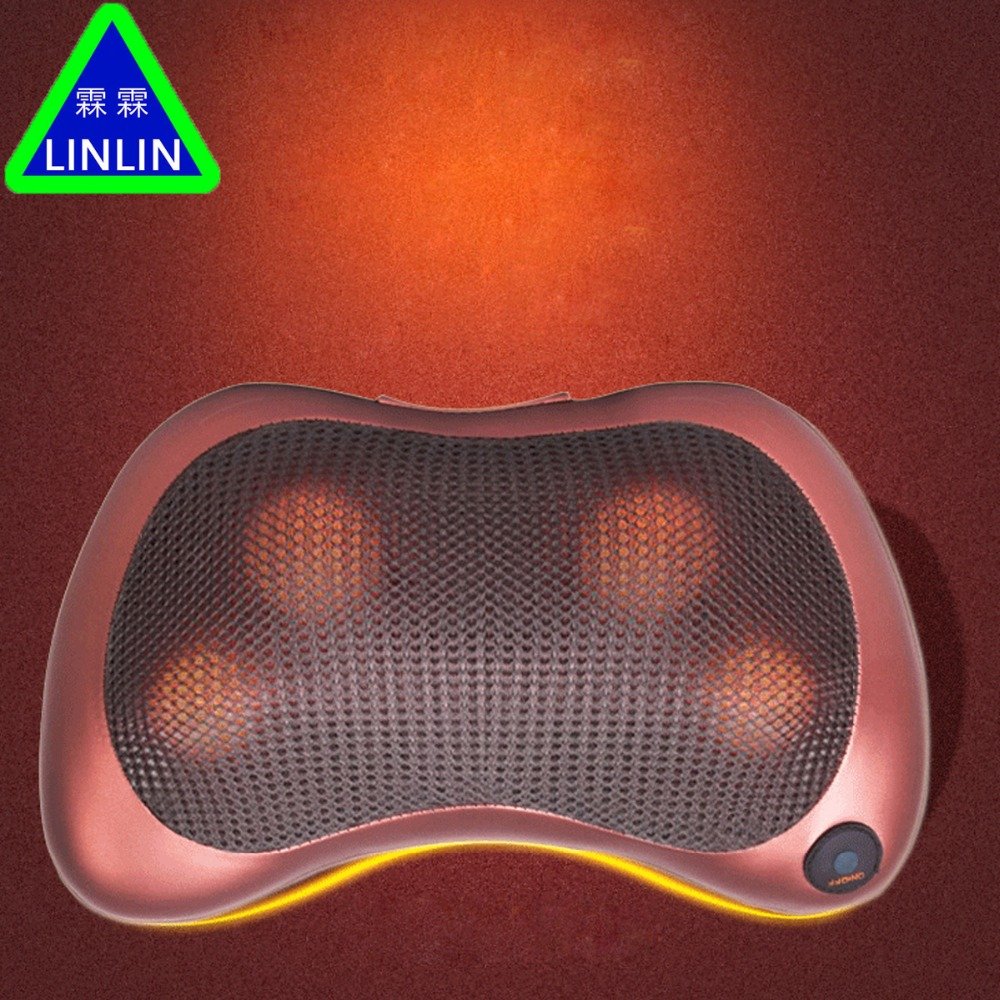 2016 Infrared Heating Car Home Body Massage Pillow neck cervical traction Massager Cushion Car Seat Cover Relaxation Massage2016 Infrared Heating Car Home Body Massage Pillow neck cervical traction Massager Cushion Car Seat Cover Relaxation Massage