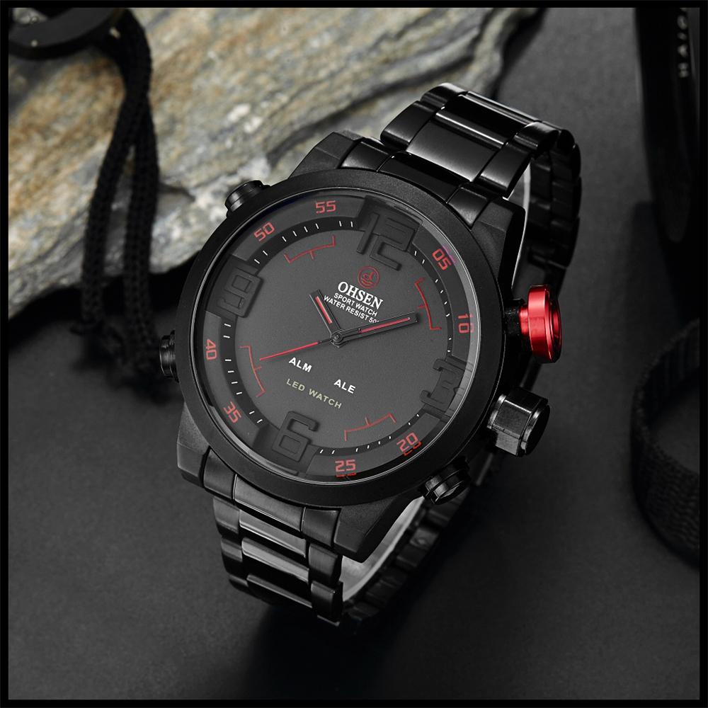 New Watch Men's Military Watches Sports Quartz Wristwatches (13)