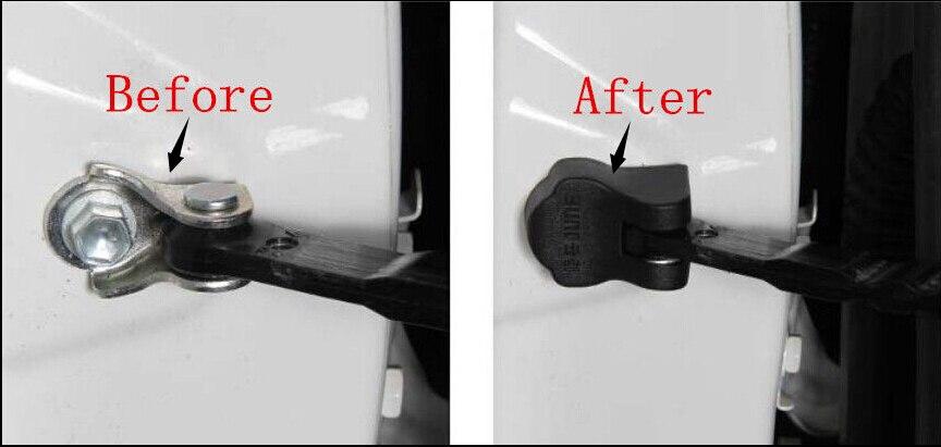 Высокое качество двери руку остановить ржавчину Водонепроницаемый Защитная крышка 4 шт. для Nissan Teana Altima/Livina/солнечный