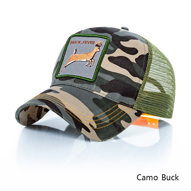 camo buck