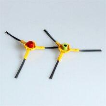 1 пара роботов-пылесосов Боковые Щетки Для Ecovacs DEEBOT N78 M85 M88 M80 Pro M81 R95 SLIM2 D36A DA611 Роботизированная Запасная часть